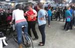 Treena fitting bikes